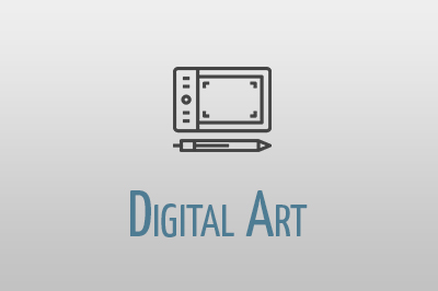 digital art icon